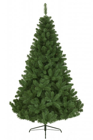 Imperial Pine Green Fir Christmas Xmas Tree Green Beautiful Quality - 7 Sizes