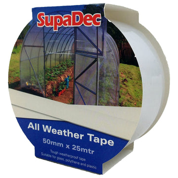 SupaDec SDAWTA50 All Weather Tape 50mm x 25m