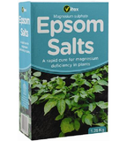 Vitax Garden Plants Epsom Salts - For Magnesium Deficiency - 1.25kg