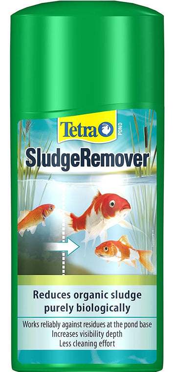 Tetra Pond Sludge Remover 250ml Reduces Organic Sludge Purely Biologically