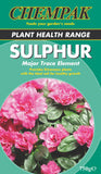 Chempak Sulphur - Reduces Soil Ph For Ericaceous Plants - 750g