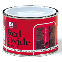 151 Coatings Primer - Red Oxide - 180ml