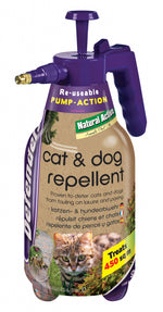 Defenders Cat & Dog Repeller 1.5L / 750ml