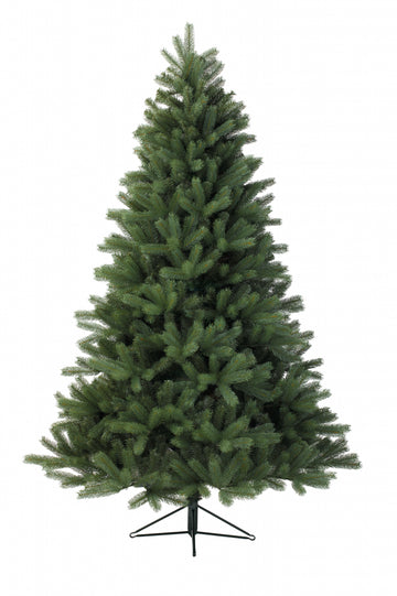 California Green Mixed Spruce Real Looking Christmas Tree - 5, 6, 7, 8 Foot