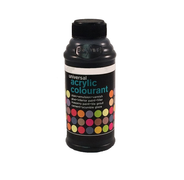 Polyvine Universal Acrylic Colourant Paint ALL COLOURS STOCKED 50 GRAMS