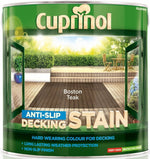 Cuprinol Anti Slip Decking Stain - Available In All Colours - 2.5 and 5 Litres