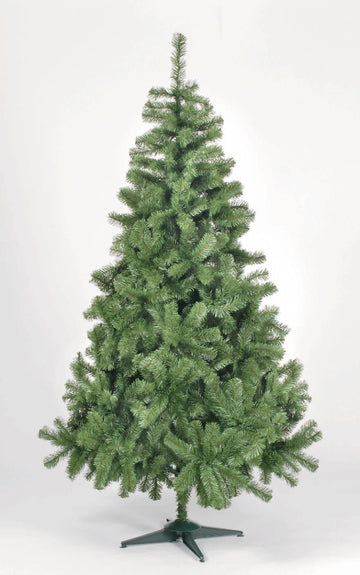 Colorado Spruce Artificial Christmas Tree - Green - 7ft - 210cm