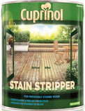 Cuprinol Stain Stripper For Previously Stained Wood - 2.5 Litres