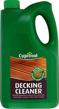 Cuprinol Decking Cleaner -  2.5 Litre - Removes dirt grease and green algae