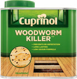 Cuprinol Woodworm Killer 500ml / 1L / 5L Kills & Protects For Years