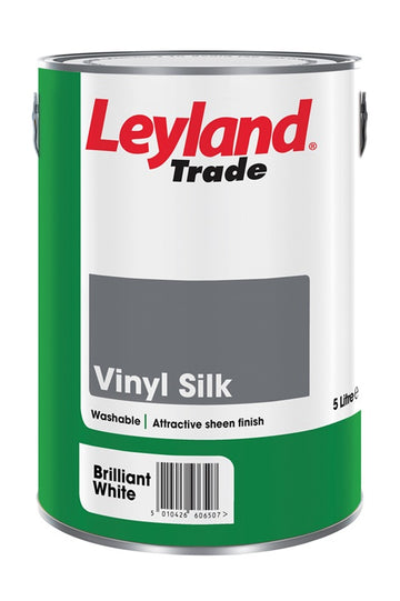 Leyland Vinyl Silk Paint *9 COLOURS* All Sizes Coverage 12m2 Tracked Postage