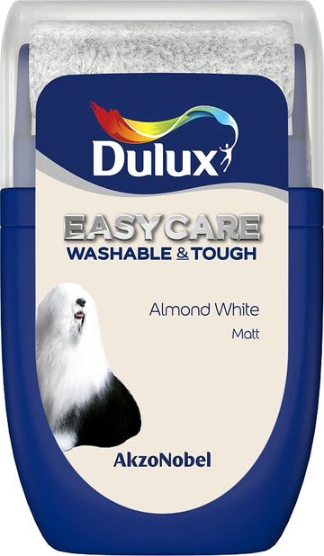 Dulux Easycare Washable & Tough Matt Tester Pot - 30ml - All Colours