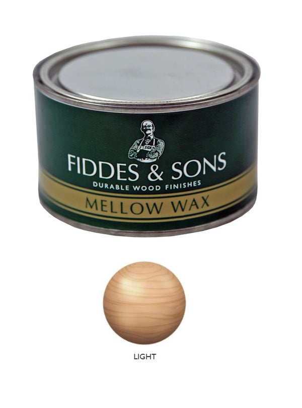 Fiddes - Mellow Furniture and Woodwork Wax - 400ml - All Colours