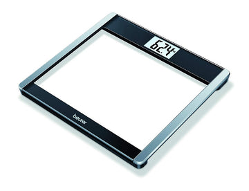 Beurer GS485 - Glass Bathroom Scales - Bluetooth and HeathManager App