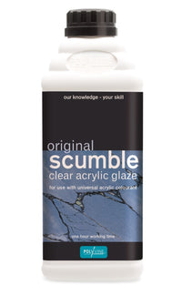 Polyvine Original Scumble 500ml, 1 Litre, 2 Litre & 4 Litre ALL SIZES