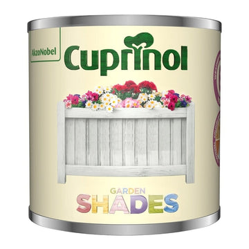Cuprinol Garden Shades Tester Paint Pot - 125ml - All Colours
