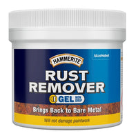 Hammerite - Rust Remover Gel - Removes Rust from Metal - All Sizes