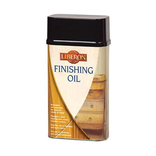 Liberon Finishing Oil - Interior Wood Oil  - All Sizes