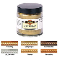 Liberon Gilt Cream - Restore or New Gilding - 30ml - All Colours
