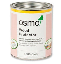 Osmo Wood Protector Interior and Exterior Protection - Clear - All Sizes