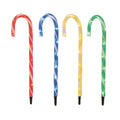 Festive Productions Candy Cane Stake Lights, 52 cm - Multi-Colour, Set of 4