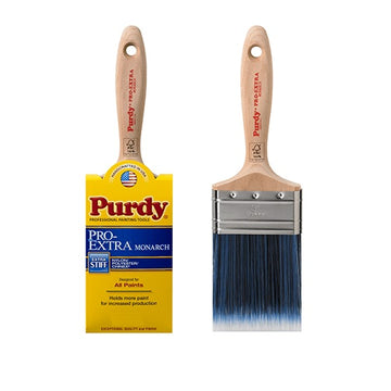 Purdy Pro-Extra Monarch Paint Brush - For All Paints and Stains - All Sizes