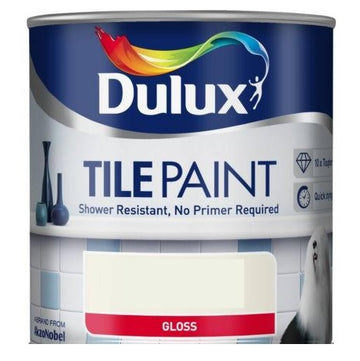 Dulux Retail Tile Paint *4 COLOURS AVAILABLE* 600ml