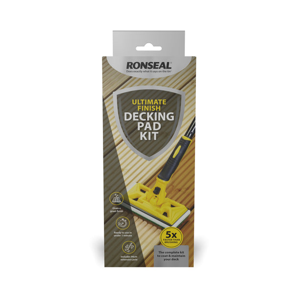 Ronseal Decking Applicator - Pad System