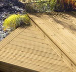 Ronseal Ultimate Decking Protector - Watrproofs / Sun / Rain - Natural - 5 Litre