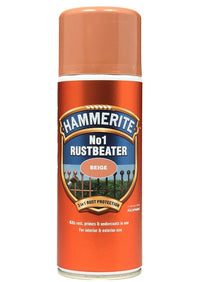Hammerite - NO. 1 Rust Beater Metal Paint - All Colours - All Sizes