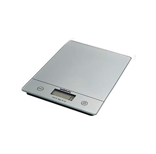 Sabichi Digital Kitchen Scale 5kg - Black, Red, White or Silver