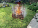 Garland Easy To Assemble Garden Incinerator Gardening Fire Bin