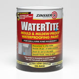 Zinsser Watertite Paint Very Low Odour Prevents The Growth Of Mould *5 LITRES*