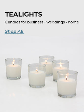 Shop Tealight Candles Bulk on Stonebriar Collection