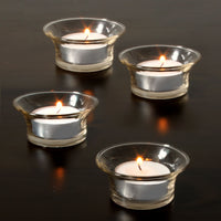 (50 Pack) 4 Hour Citronella Tealight Candles | Stonebriar Collection