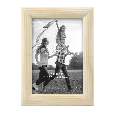 Decorative Ivory Bone Photo Frame, 5x7