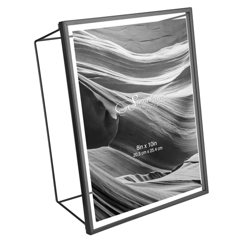 8x10 Wire Frame - Black