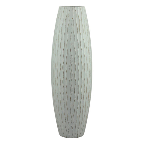 Wood Vase Decor | Nautical Home Decor | Stonebriar Collection