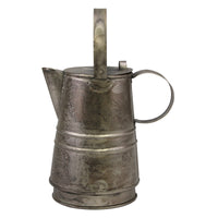 Metal Pitcher Decor | Rustic Home Decor | Stonebriar Collection