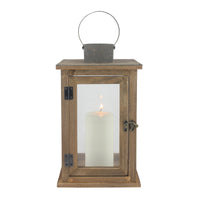 Rustic Lantern Table Decoration | Stonebriar Collection