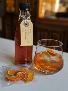 Batched Old Fashioned (Serves 5)