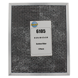 6105 Charcoal Filter