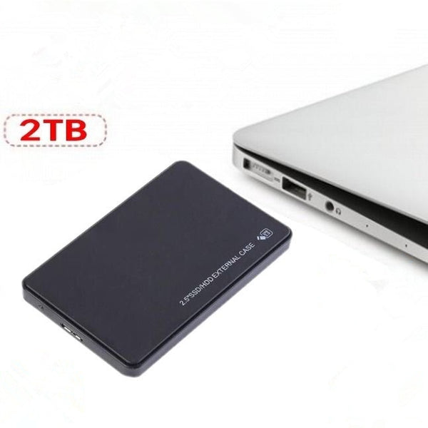 "External HDD Disk 1TB/2TB USB 3.0 2.5"" Portable External Hard Drive"