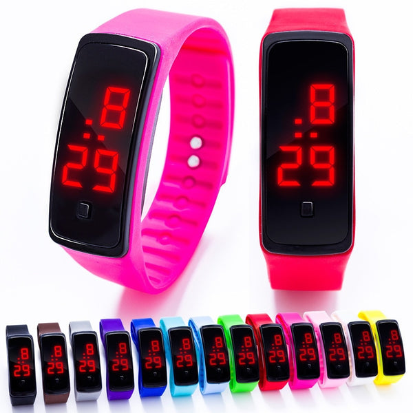 Kids Led Sports Watches