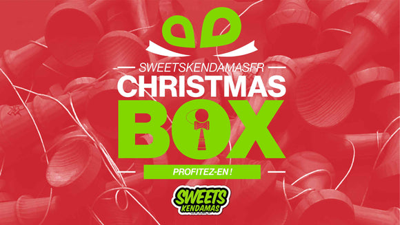 Sweets Kendamas France Christmas Box Kendama Sweet Promo Noel