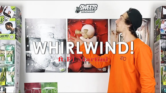 TUTOS - Le WhirlWind - Sweets Kendamas France