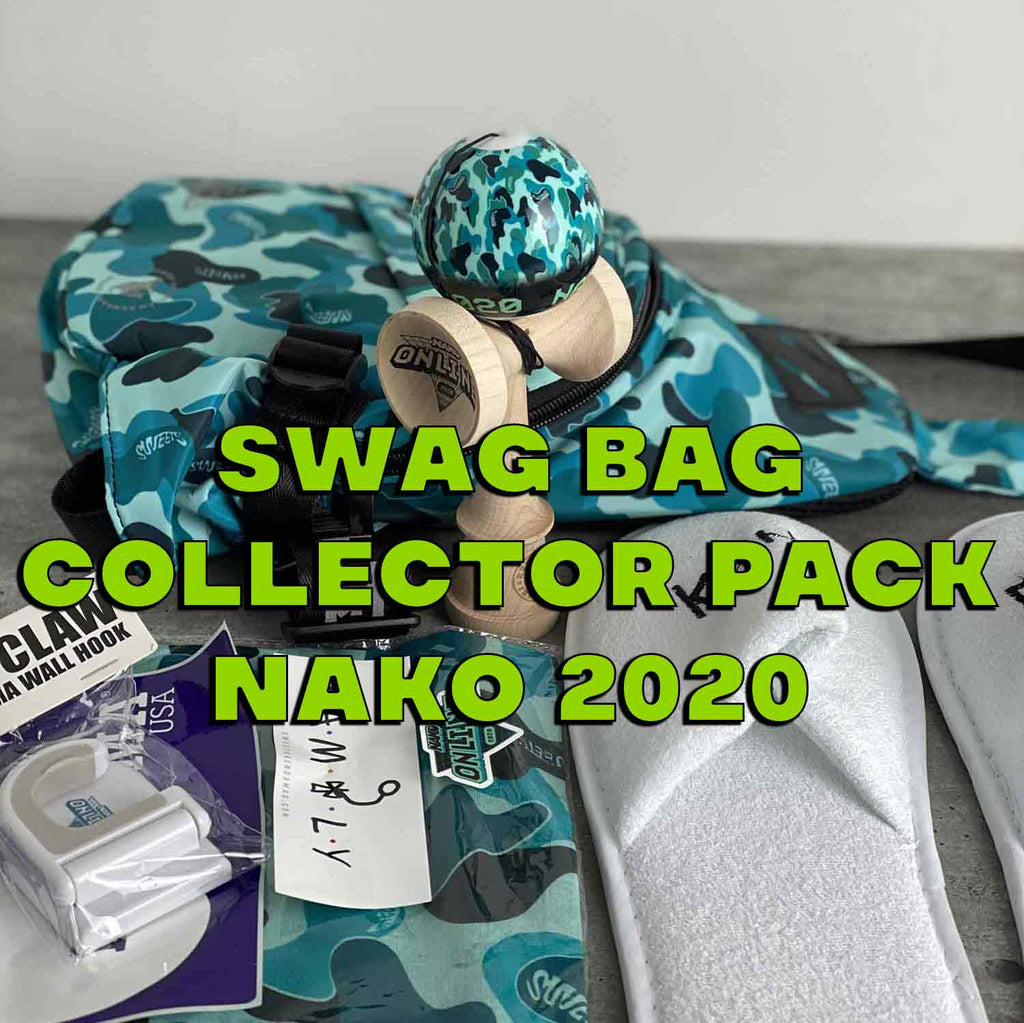 NEWS - Swag Bags #NAKO2020 édition - Sweets Kendamas France