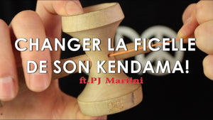 TUTOS - Changer la ficelle de son Kendama - Sweets Kendamas France