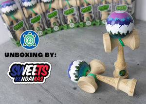 UNBOXING: Josh Flow Grove Pro mod + test by PJ & Yita - Sweets Kendamas France