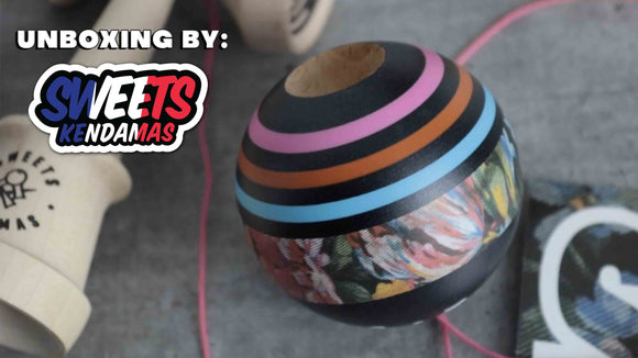 UNBOXING: Max Norcross Pro Mod + TEST - Sweets Kendamas France